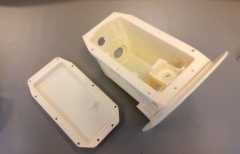 3D Printed Camera Case for Airbus A380