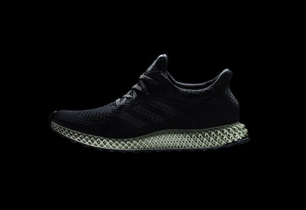 The Futurecraft 4D sneaker by Adidas