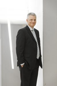 Prof. Dr.-Ing. Claus Emmelmann, Head of the Fraunhofer Institute for Additive Production