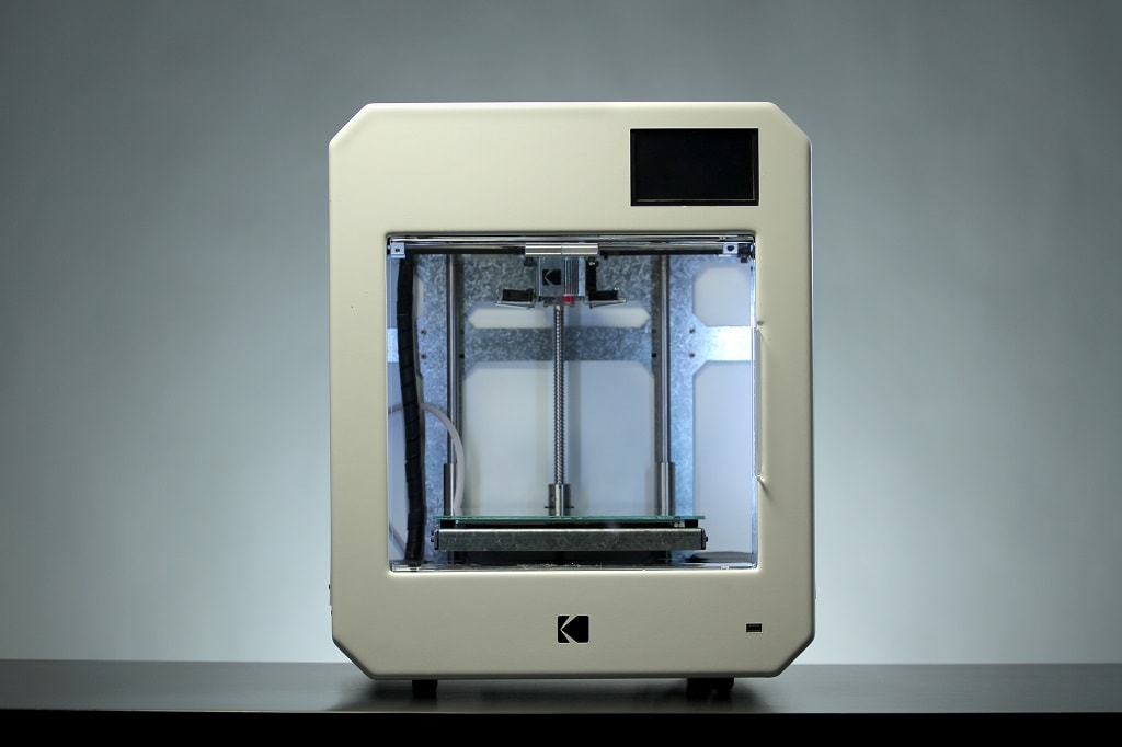 Kodak's The Portrait 3D Printer