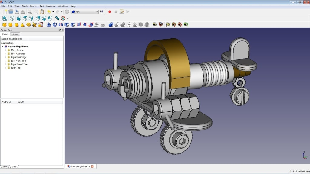 CAD Software for 3D PRrinting