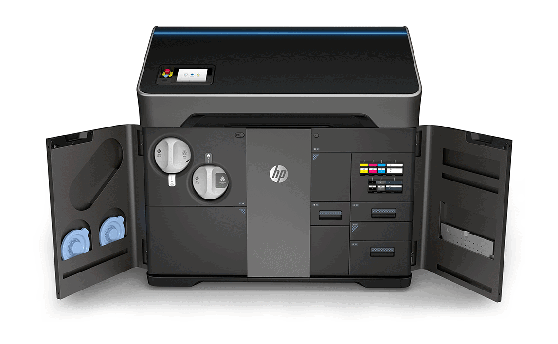 HP Jet Fusion 580 Color 3D Printing Solution