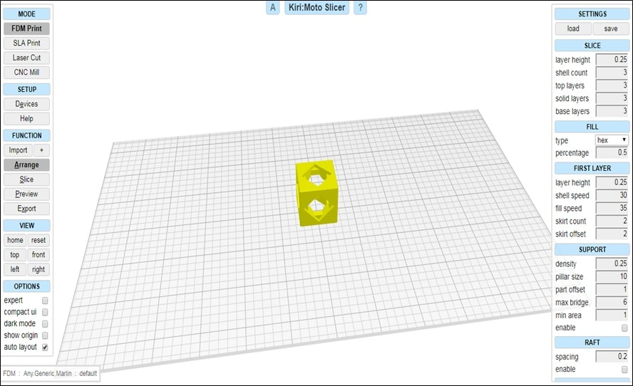 free slicing software for 3D printing