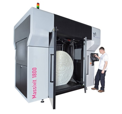 3D printing news in India