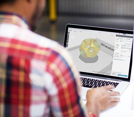 Ultimaker's Cura software