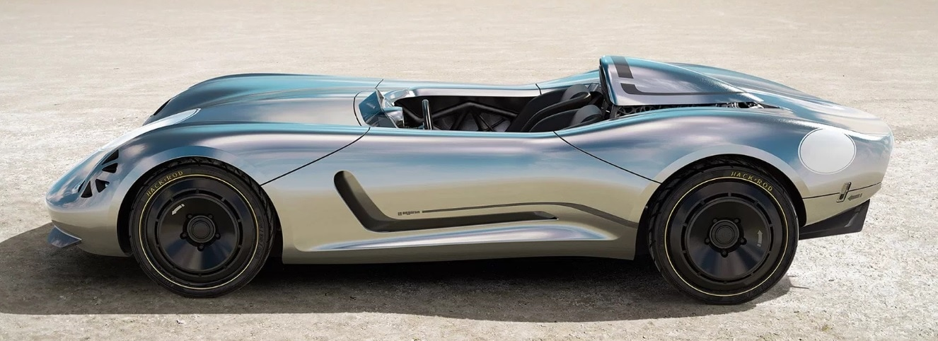 The 'La Bandita' is a 'Proof of Concept' Car
