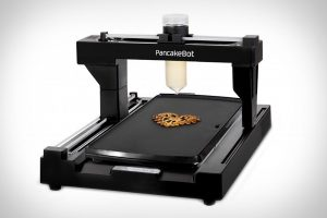 Interesting 3D Printer by PancakeBot