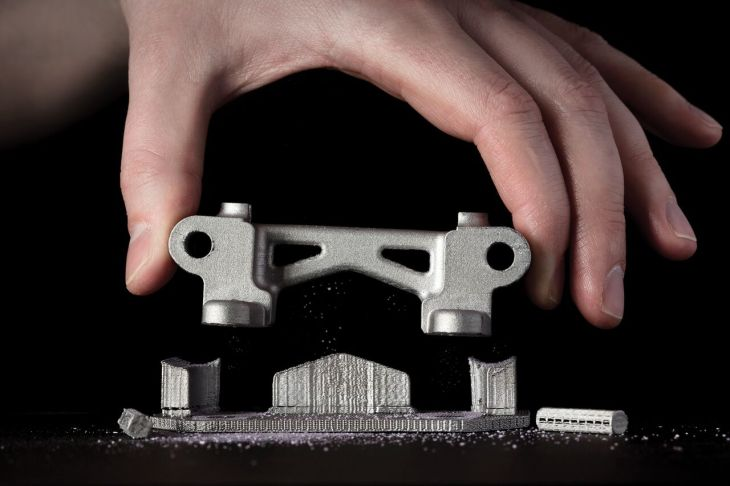 Post-processing of FDM 3D printed parts