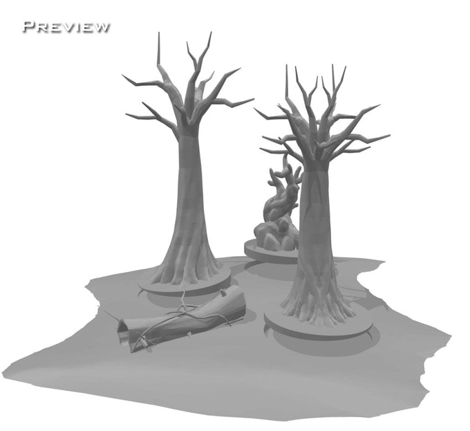 Woods Model by Eslo Terrain