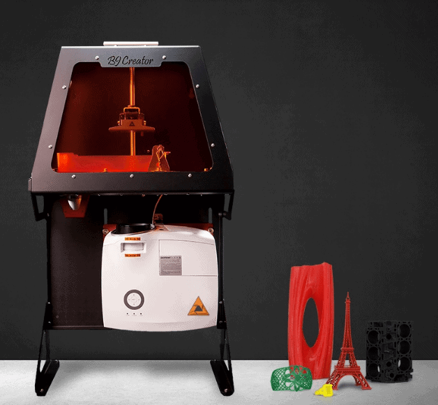 B9 Creator DLP 3D Printer