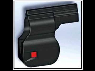 3D Printed Gun Holster