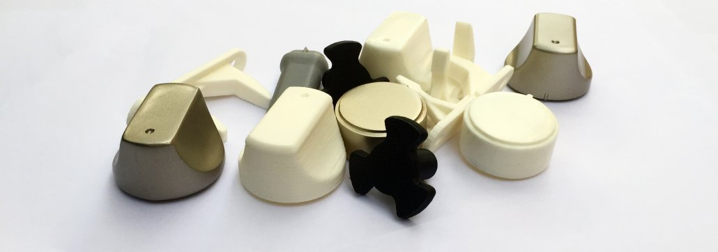 3D printed spare parts