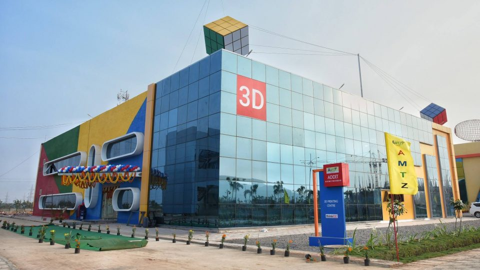 3D printing facility in India