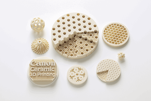 Alumina-based Ceramic 3D Printing Technology
