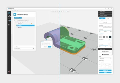 additive manufacturing software