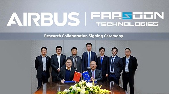 Airbus and Farsoon Partnership