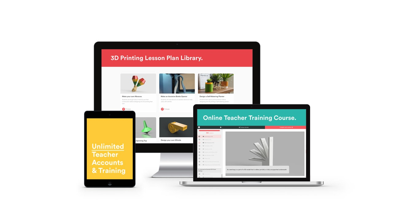 online 3D printing platform