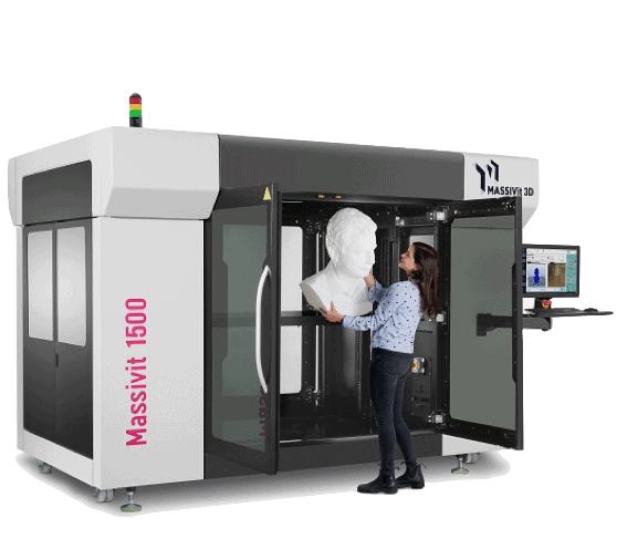 3D printing application in India