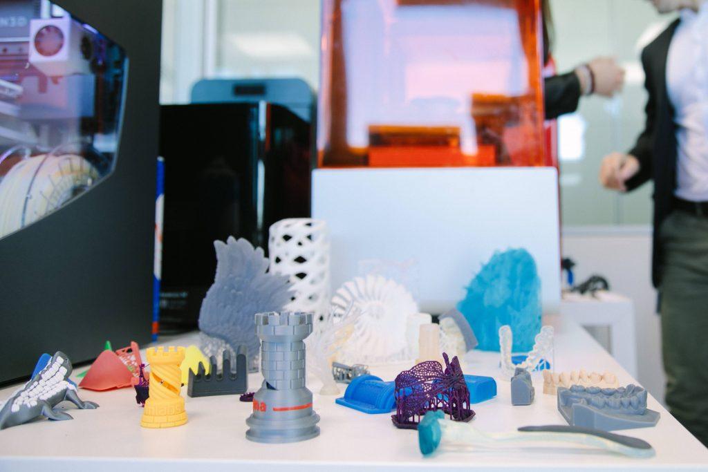 3D printing incubator