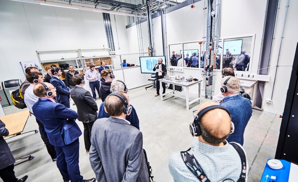 Additive Manufacturing Innovation Hub