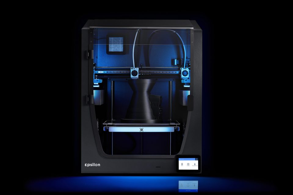Epsilon 3D Printer