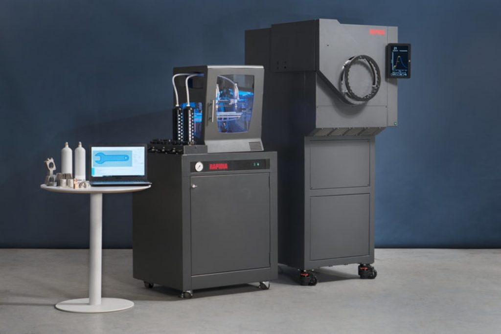 Water-based Metal 3D Printing Technology