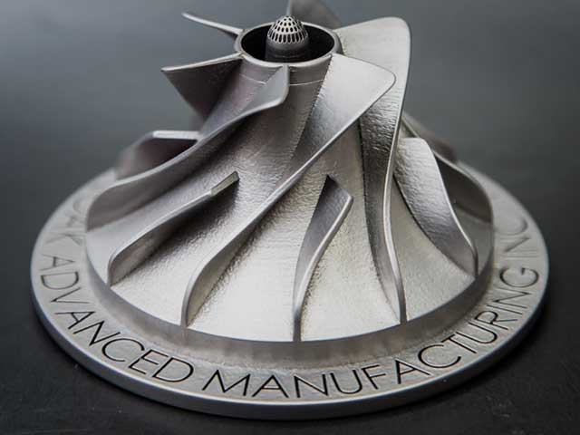 Additive Manufacturing in Space Applications
