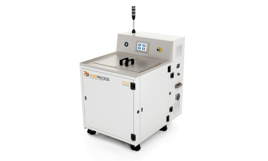 Automated Resin Removal Solution