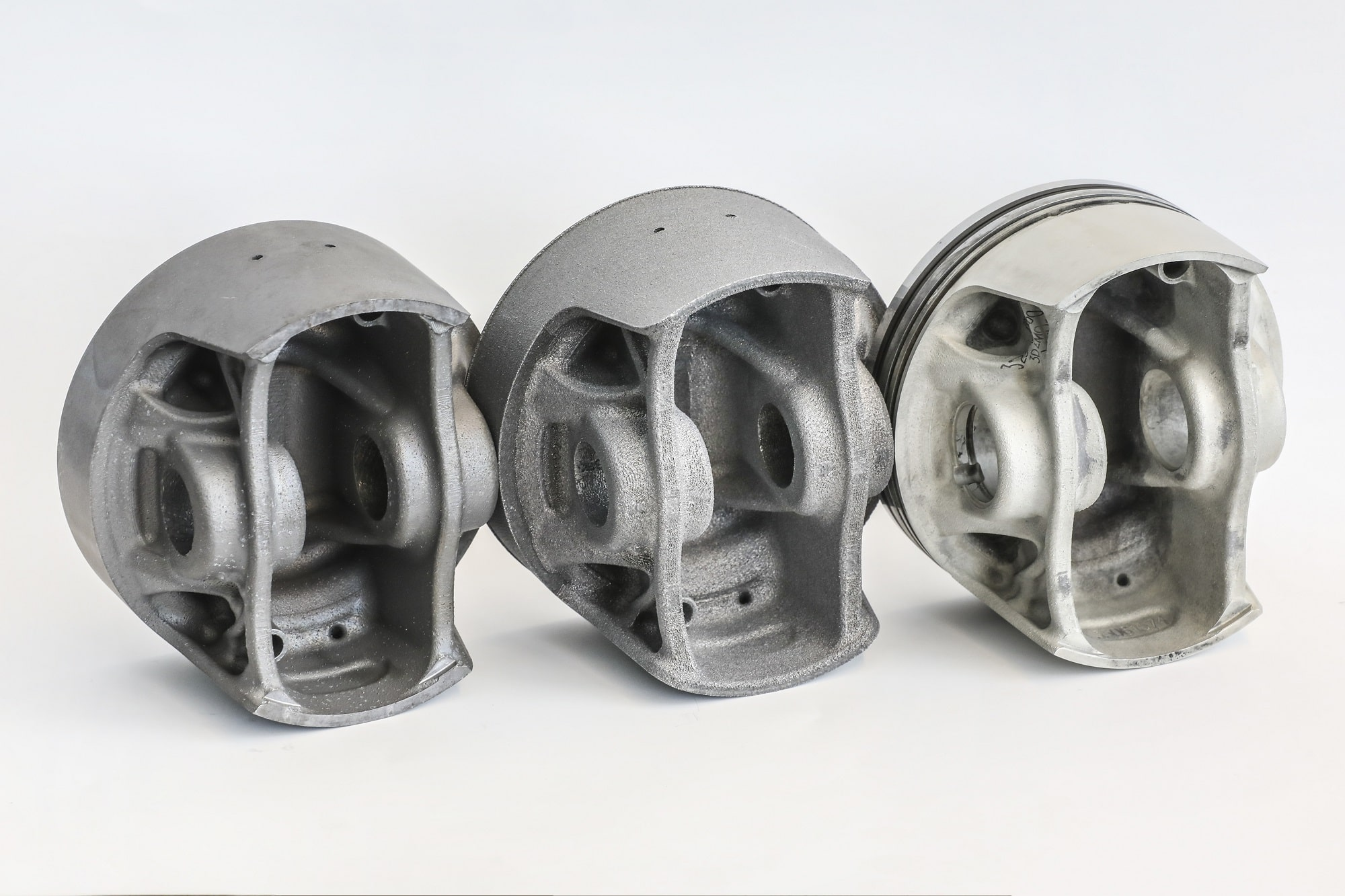 3D Printed Pistons