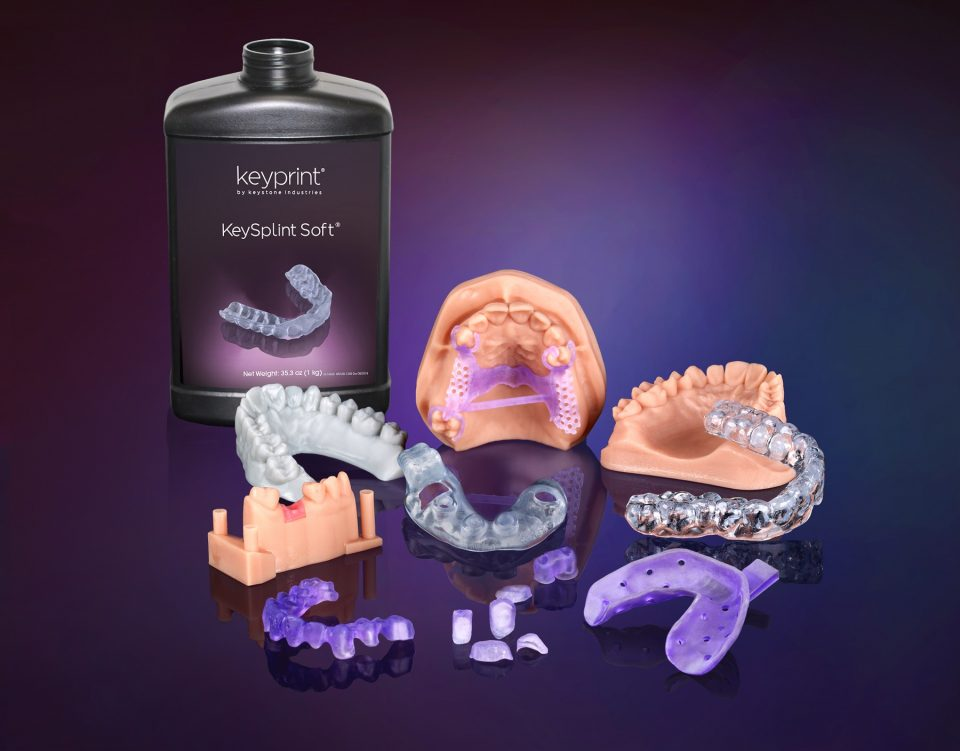 Dental 3D Printing Solutions