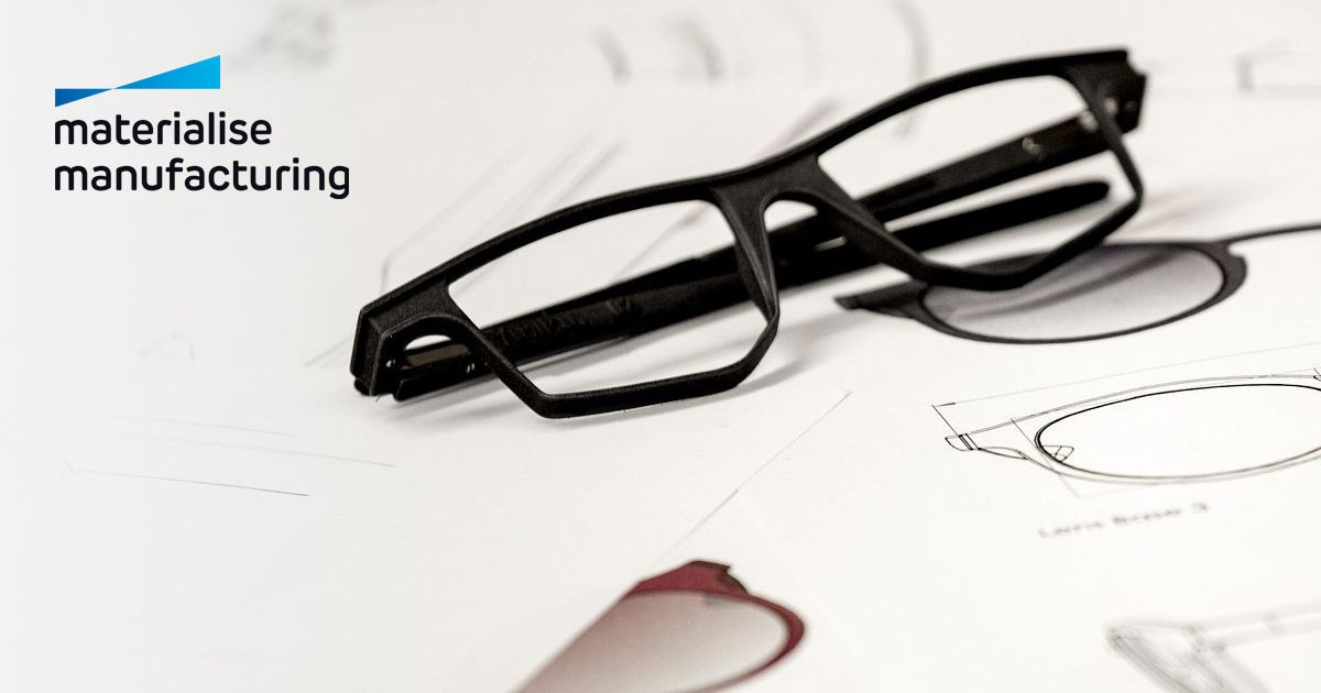 Additive Manufacturing in the Eyewear Industry