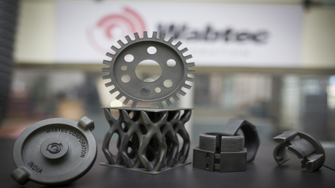 Wabtec India Additive Manufacturing Center