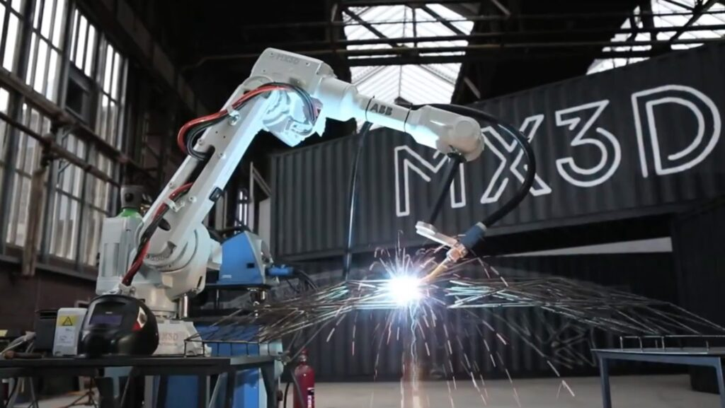 Metal Structure 3D Printing