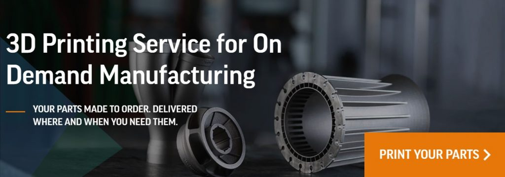 On-Demand Manufacturing