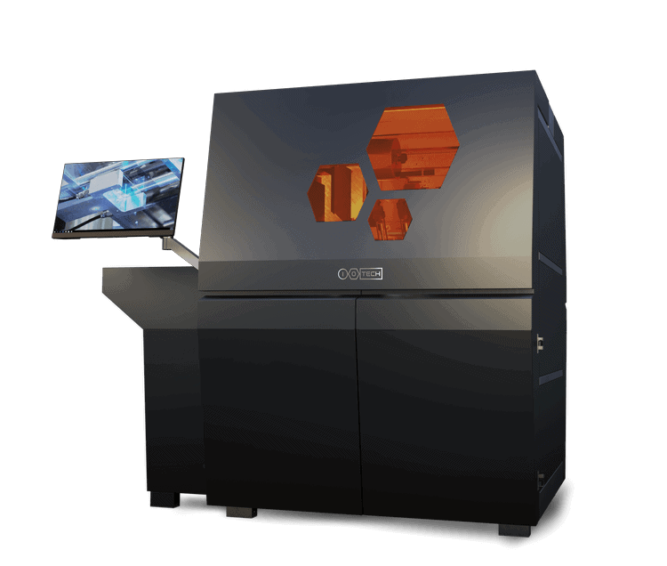 Continuous Laser Assisted Deposition