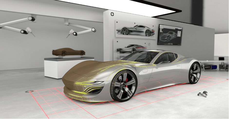 CAD Modelling Software for Automotive Applications